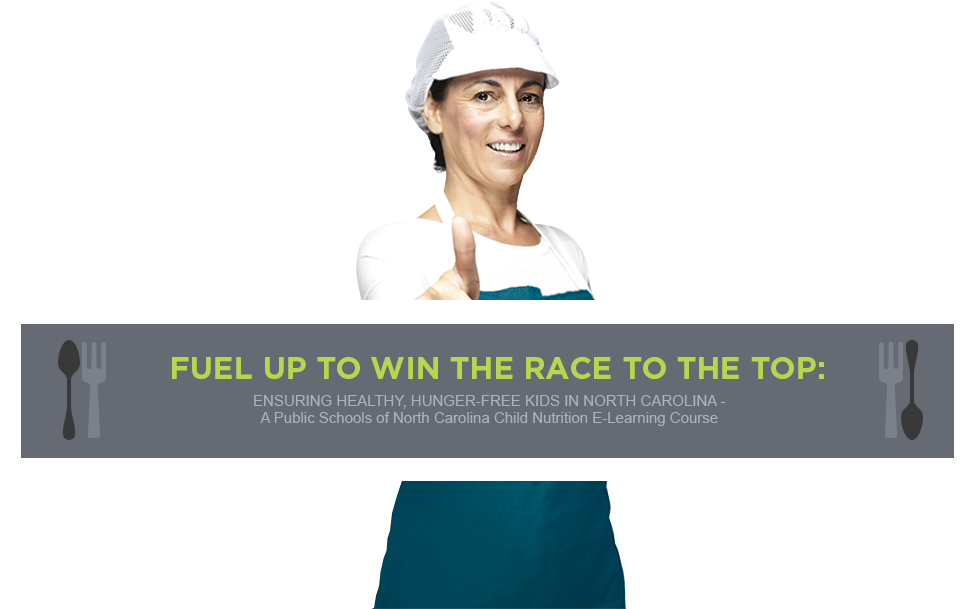 FUEL UP TO WIN THE RACE TO THE TOP